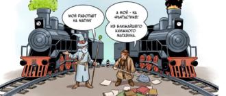 смешне анекдоты про поезд ан
