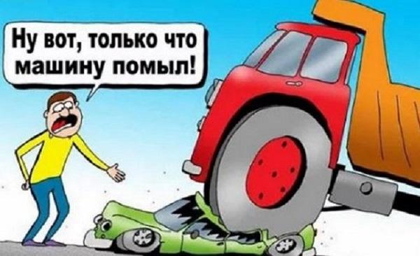 анекдоты про КАМАЗ