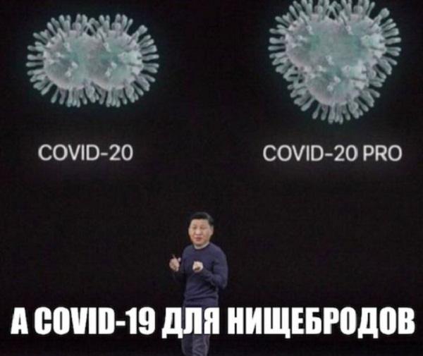 Картинки про коронавирус смешные (3)