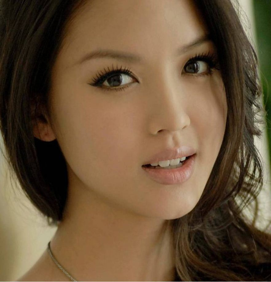 Китайские девушки (16)